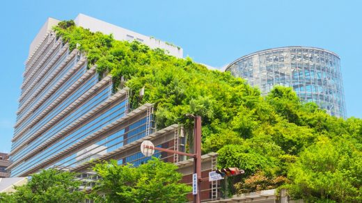 Tengah EC Smart and Sustainable Town With Green Features